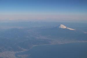 No.078 「冬の富士」