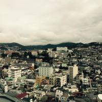 No9 長崎の街並み