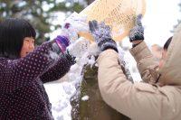 no10 雪遊び