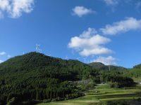 no57 山の上の風力発電