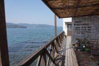 no60 海沿いのカフェ