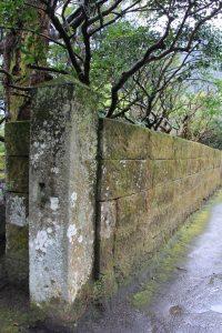 NO.017「薩摩藩の壁」