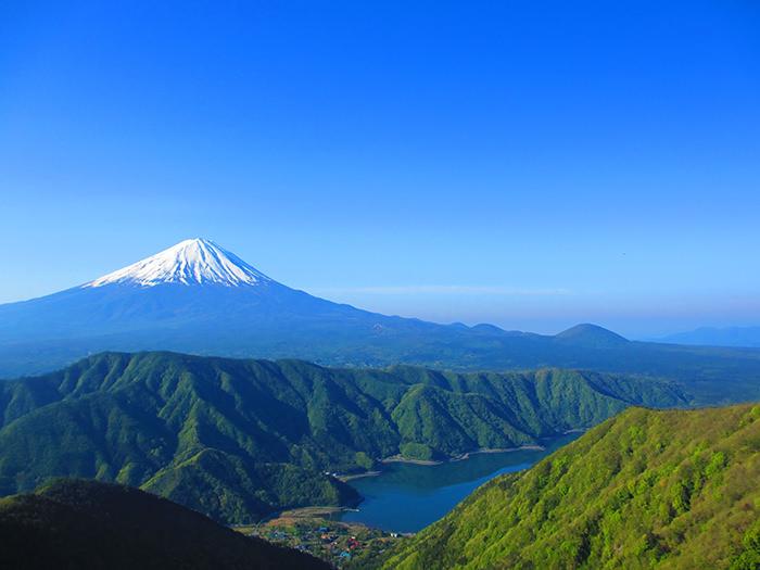 No.016 「富士山ベストスポット」