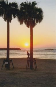 NO.022「日向灘の夜明け」