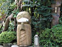 No.125 長谷寺のお地蔵様もマスク